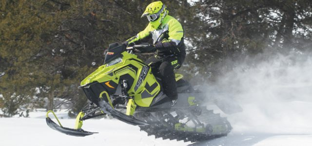 "2018 Polaris 800 SKS 146"" -Deep Snow Crossover King"