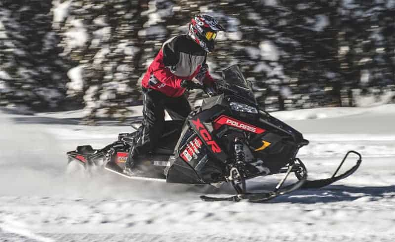 2018 Polaris 800 Switchback XCR