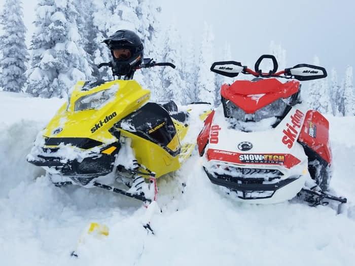 Ski-Doo 850 E-TEC Turbo