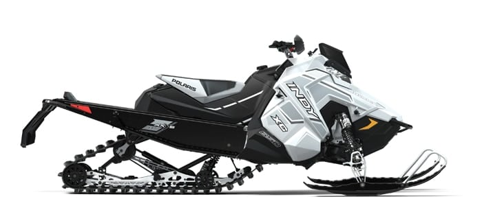 Polaris PRO-CC Suspension