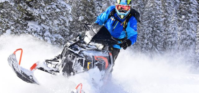 2019 Polaris 850 PRO-RMK 163″ Day 3 Ride Report – VIDEO