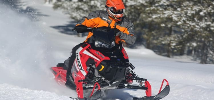 2019 Polaris 850 Indy XC – First Ride!