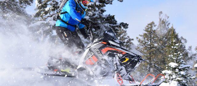 2019 Polaris 850 PRO RMK – First Ride!