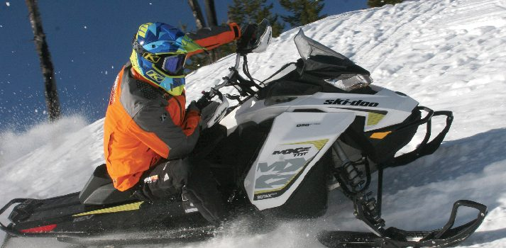 2017 Ski-Doo MXZ TNT 850 E-TEC – Available now, you're not too late!