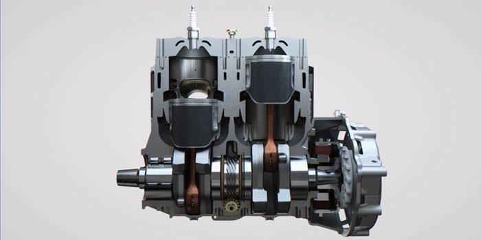 850 Patriot Engine Refinements