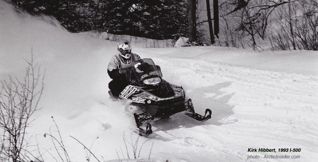 Kirk Hibbert Arctic Cat ZR