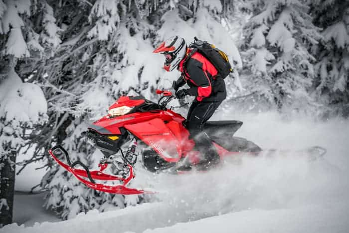 2019 Ski-Doo Backcountry X-RS 850