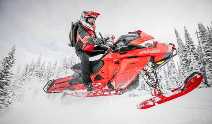 2019 Ski-Doo, Ski-Doo 2019 Backcountry X-RS