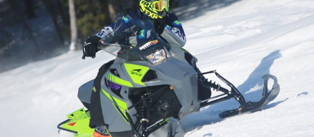 2021 Arctic Cat BLAST Power to Weight Ratios