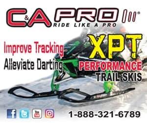CA Pro skis