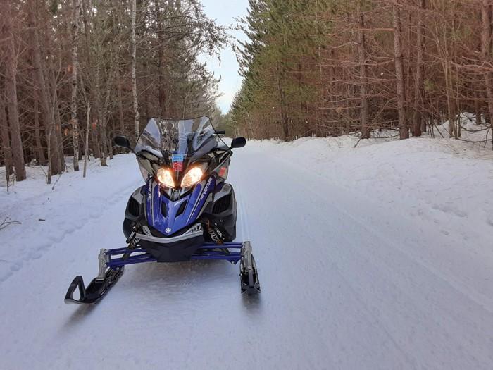 Yamaha RS Venture TF