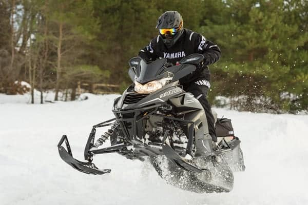 can i use Arctic Cat Skis on Yamaha
