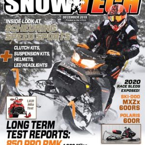 SnowTech Magazine Subscriptions
