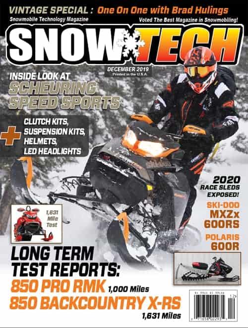 SnowTech Magazine Subscriptions
