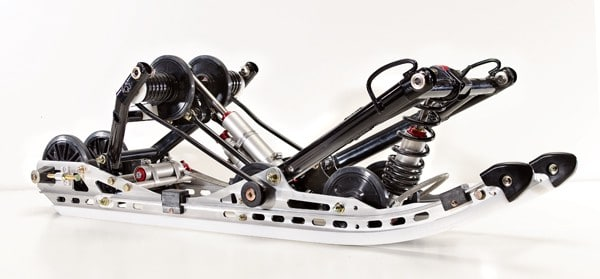 Snowmobile Inspection –  Idler Wheel Check