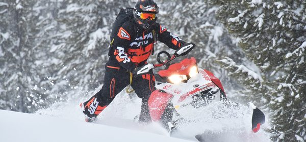 2020 Ski-Doo Summit X Expert: First Ride!