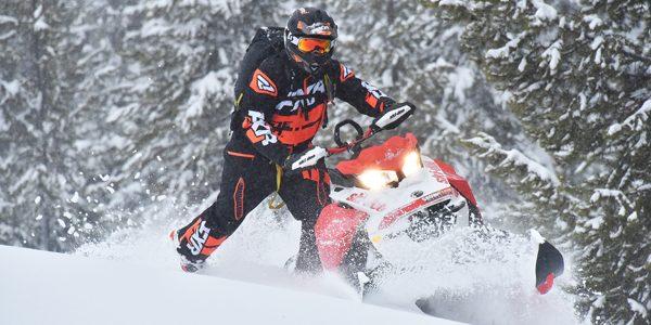 2020 Ski-Doo Summit X Expert: First Ride!