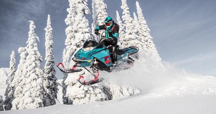 2019 Ski-Doo and Ski-Doo 2019 Freeride 850