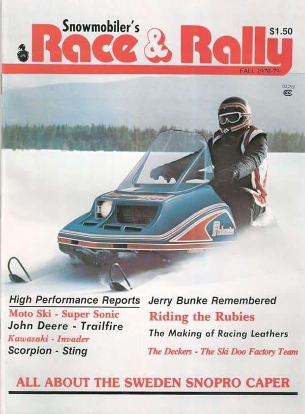 Race & Rally Fall 1978