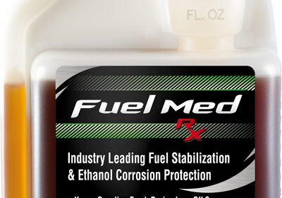 Keeping Fuel Fresh –   Fuel Med RX
