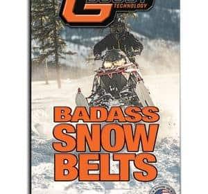 GBoost Drive Belts
