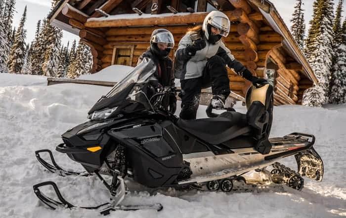 2019 Ski-Doo, Ski-Doo 2019 Grand Touring