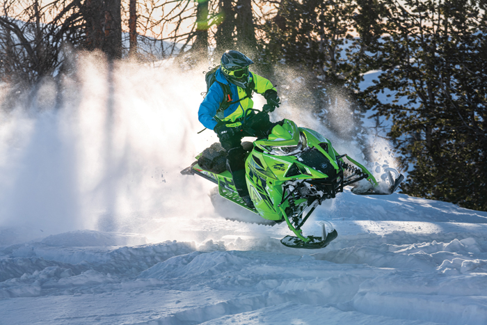 2022 Arctic Cat M 8000 Hardcore 146""