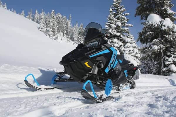 2019 Polaris Indy XC 129""