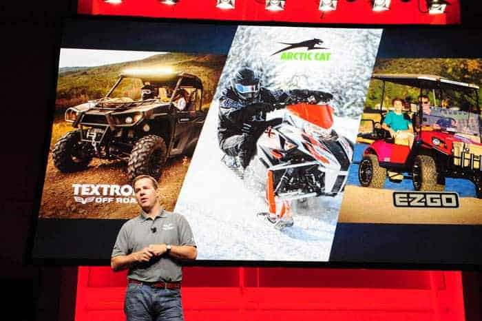 Textron Arctic Cat Future