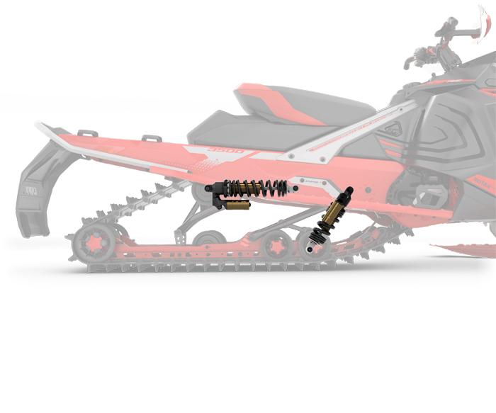 Lynx 850 RAVE RE 3500