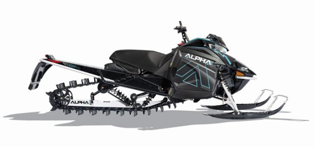 2019 Arctic Cat M6000 ALPHA ONE / New Model Preview