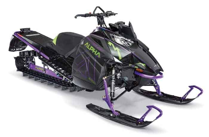 2019 Arctic Cat Alpha One