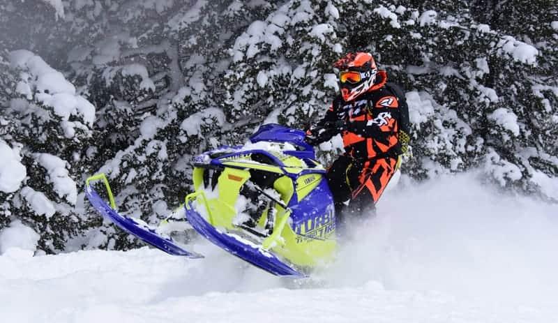 """2019 Yamaha Sidewinder MTX 162"""""""
