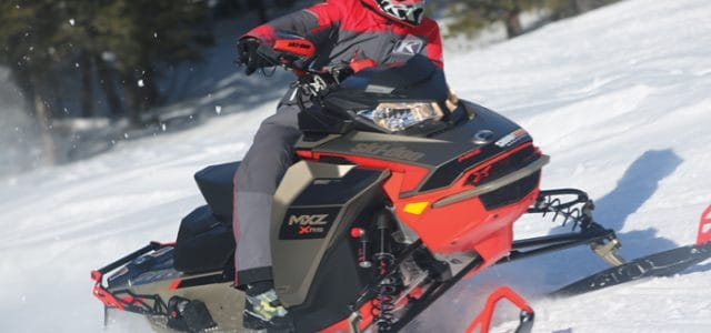 2021 Ski-Doo MX Z X-RS 1,300 Mile Test Report