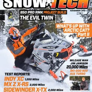 SnowTech Magazine gift subscription
