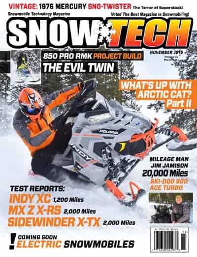 SnowTech Magazine gift subscription