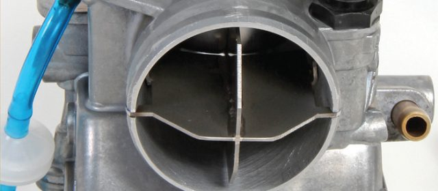 Quad-Flow Torque Wing for SX/SRX Triples