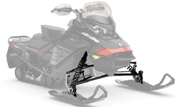 2017 Ski-Doo RAS 3 Front Suspension