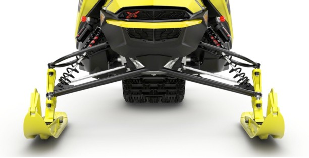 2021 Ski-Doo RAS X Front Suspension