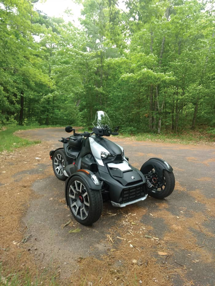 Can-Am Ryker 900 ACE Rally Edition