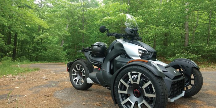 Can-Am Ryker – 900 Ace Rally Edition
