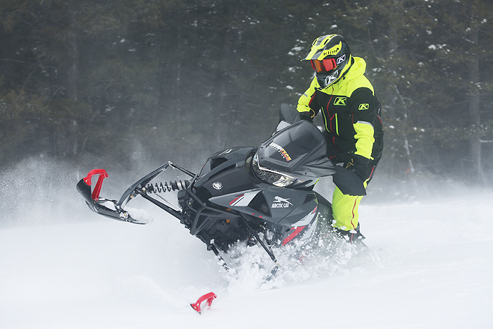 2022 Arctic Cat RIOT 8000 146