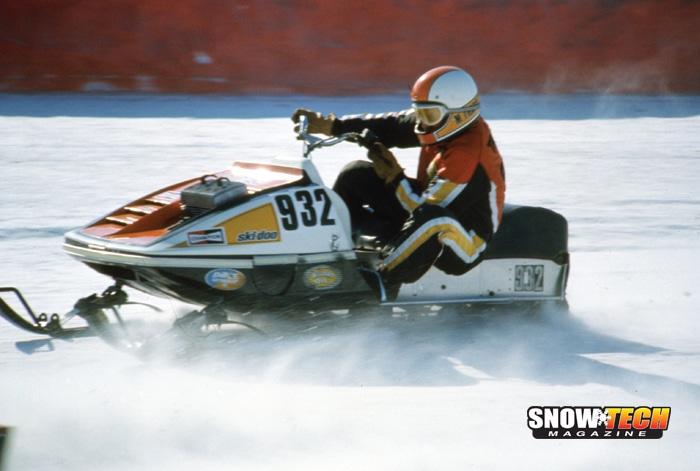 Mike Trapp Ski-Doo