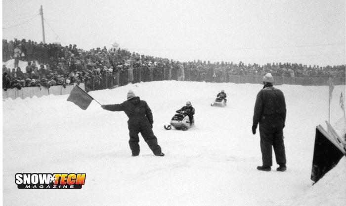 1971 World championship race eagle river mike trapp yvonne duhammel