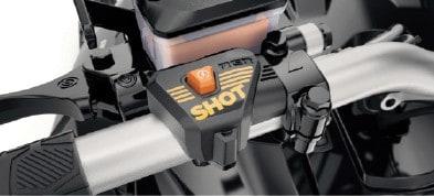 2018 Ski-Doo SHOT