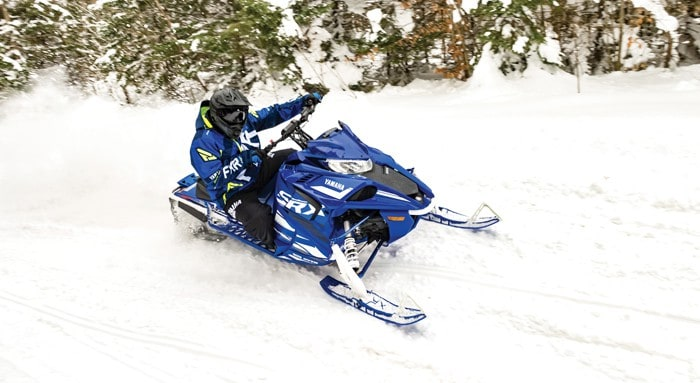2019 Yamaha SRX LE