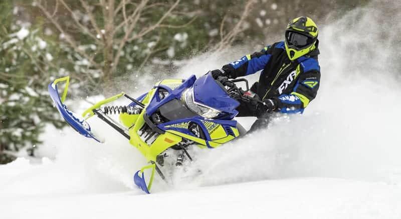 2019 Yamaha Sidewinder BTX