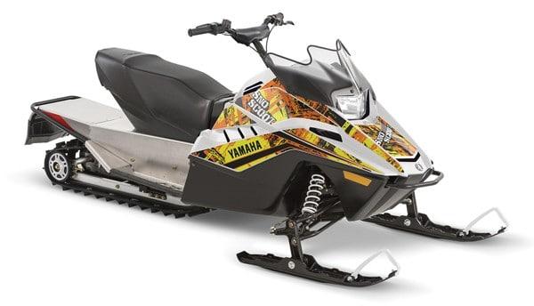 Yamaha Sno Scoot