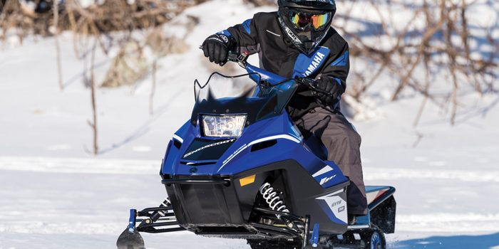 The Making of the Arctic Cat ZR 200 and Yamaha Sno Scoot
