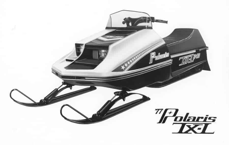 1977 Polaris TX-L